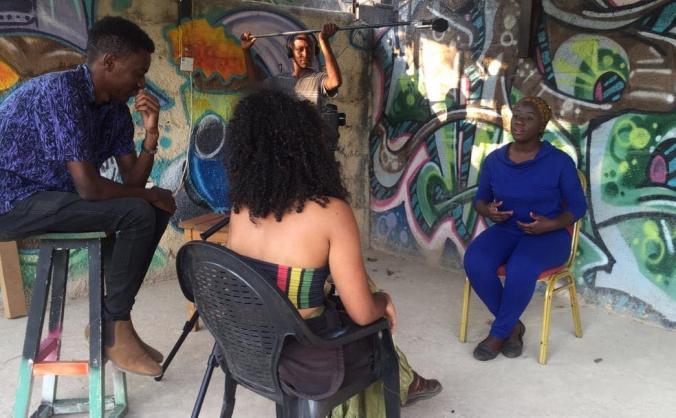 Zambia Arts Documentary