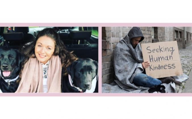 Supporting the homeless through eco dog products