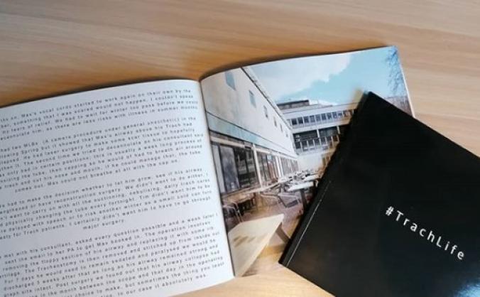 Trach Life; A book