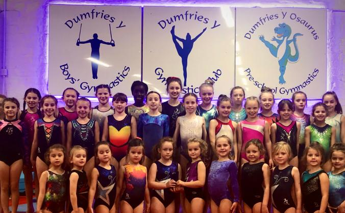 Dumfries Y Gymnastics Club Expansion Plan