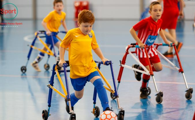 Cerebral Palsy Sport - CP Lace Up Your Boots