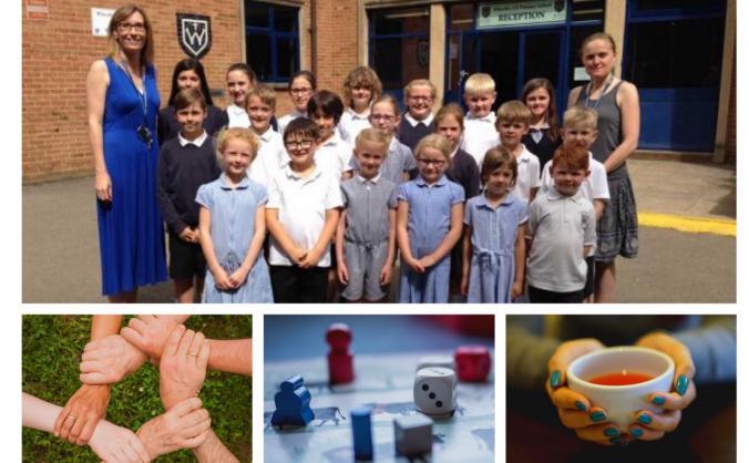 Community Hub at Wheatley CE Primary School