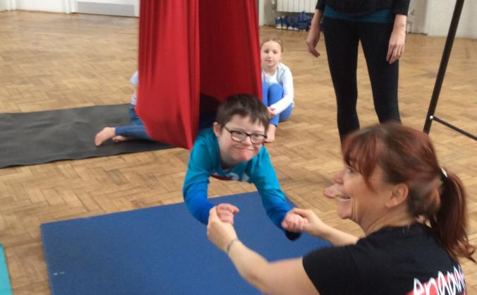 Free Inclusive workshops for disabled children
