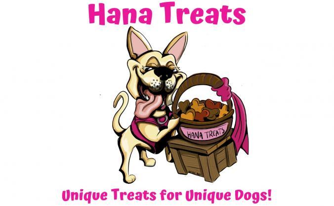 Hana Treat's, Unique Treats for Unique Dogs!
