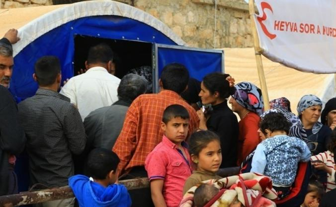 Crisis Appeal for Kurds in Northern Syria - Rojava