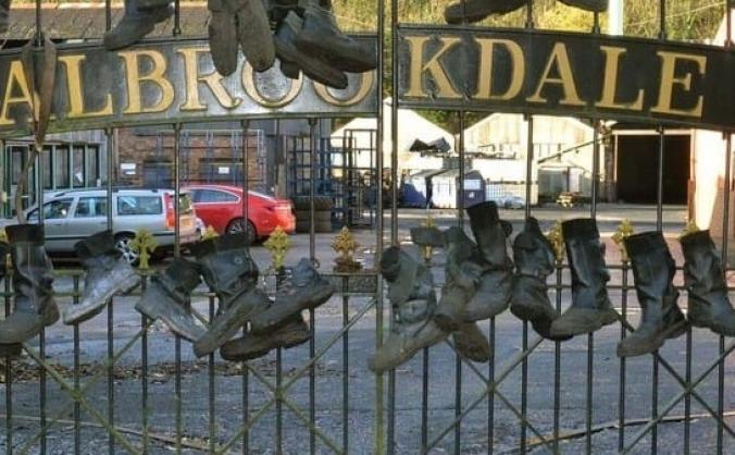 Commemorating Coalbrookdale Foundry Workers