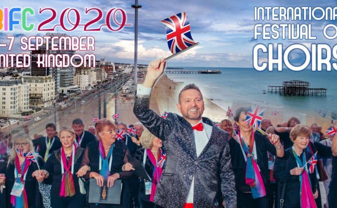 Brighton International Festival of Choirs, UK 2020