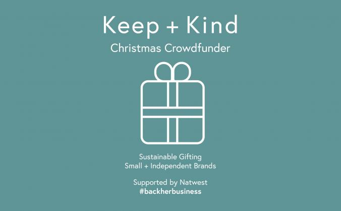Keep + Kind: Sustainable Gifts and Accessories