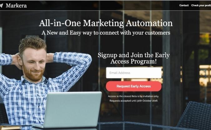 Markera - Enterprise Grade Marketing for SME's