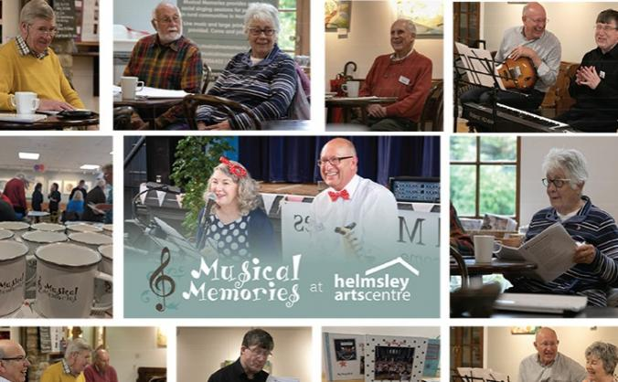 Musical Memories at Helmsley Arts Centre