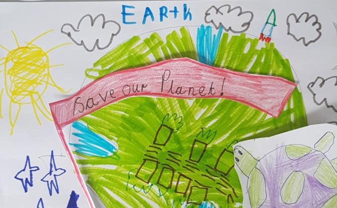 Save our Planet Playground!