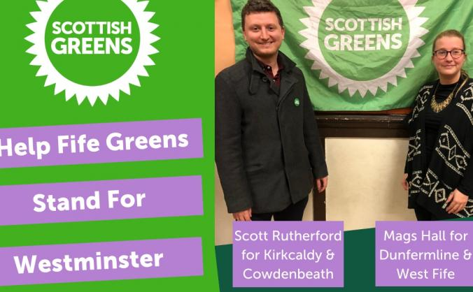 Fife Green voices at the General Election