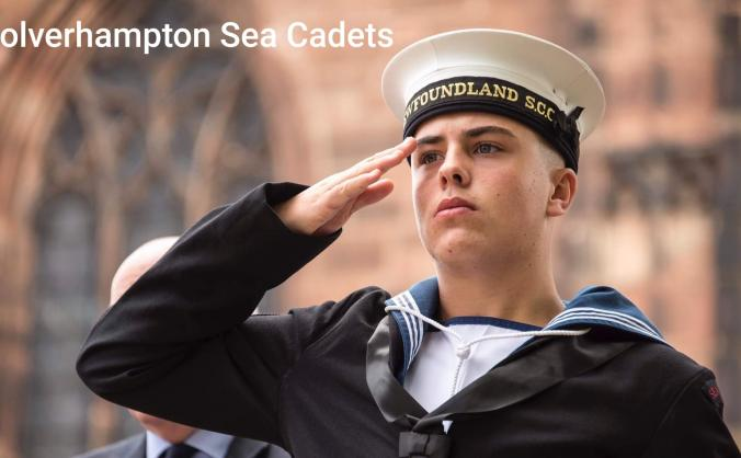 Wolverhampton Sea Cadets #LevelUp