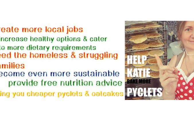 Help Katie Bake More Pyclets