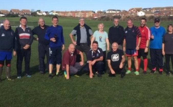 Seaford walking rugby club