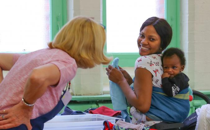 Families helping families: growing Little Village