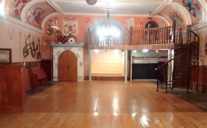 The Underground Theatre