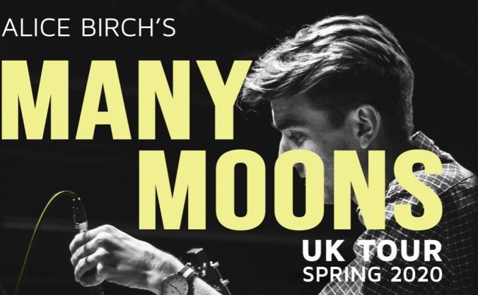 Rocket Box Presents: Many Moons UK Tour 2020