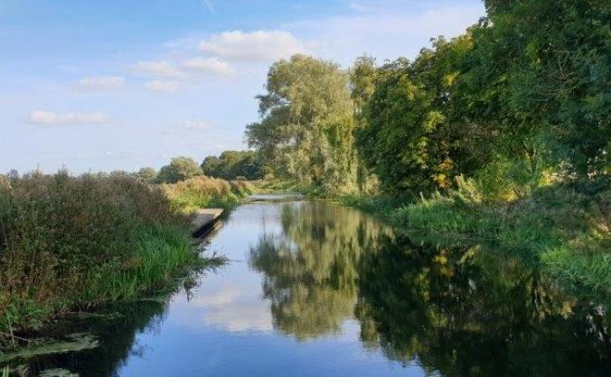 Pocklington Canal Wellbeing Project