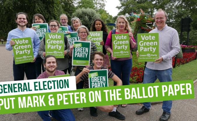 A Green MP for Colchester