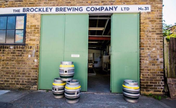 Join Brockley's Beer Revolution! Build A New Bar!