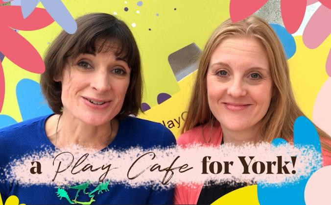 A Groundbreaking Play Cafe For York