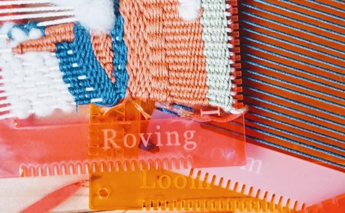 Roving Loom - weaving hope, untangling stigma