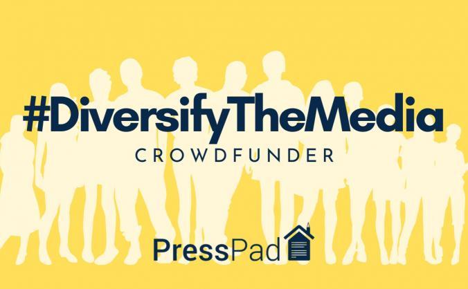 #DiversifyTheMedia – PressPad Crowdfunder