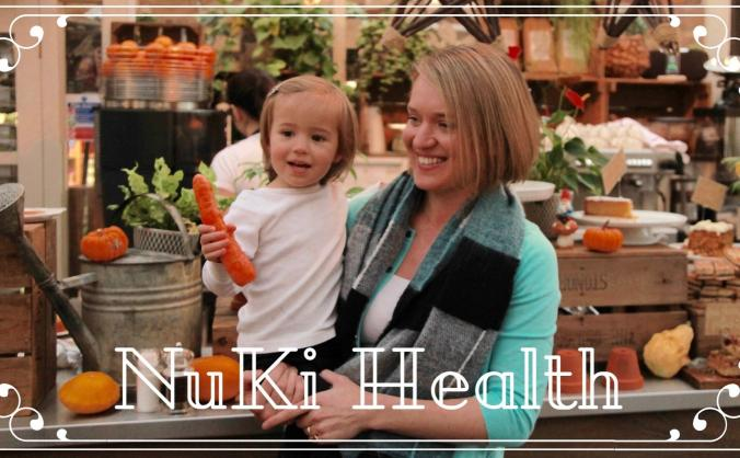 NuKi Health - Feed your Child with Confidence