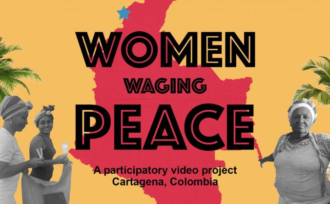 Women Waging Peace: A Community Arts Project