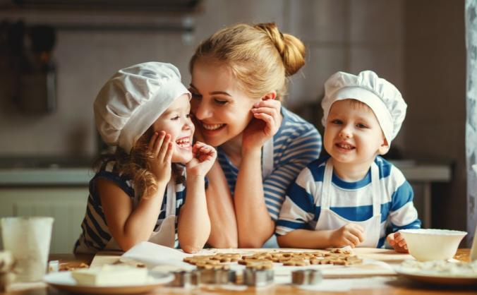 Little Bakers - Teaching Children to Bake Properly