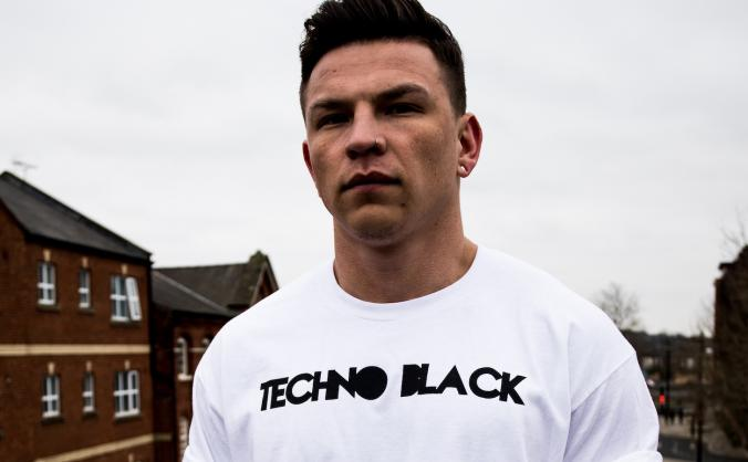 New & Exciting Clothing Brand - Techno Black TM