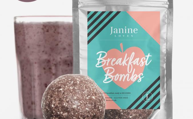 Janine Loves Breakfast Bombs!