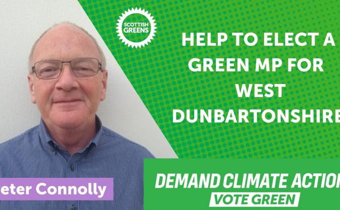 Elect a Green MP for West Dunbartonshire