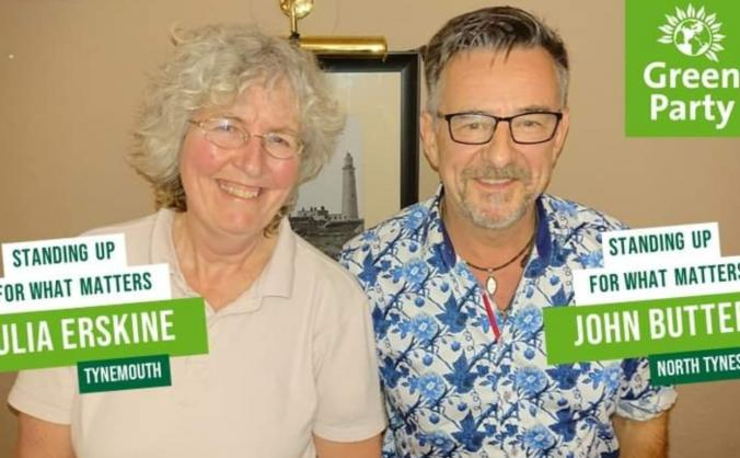 Get Greens elected in North Tyneside & Tynemouth