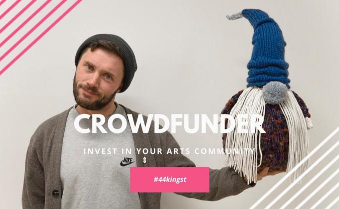 44 King Street Crowdfunder