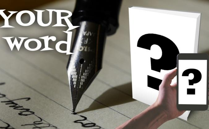 Power to Your Word