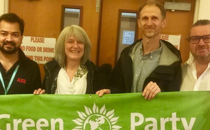 Green Candidates for Oldham