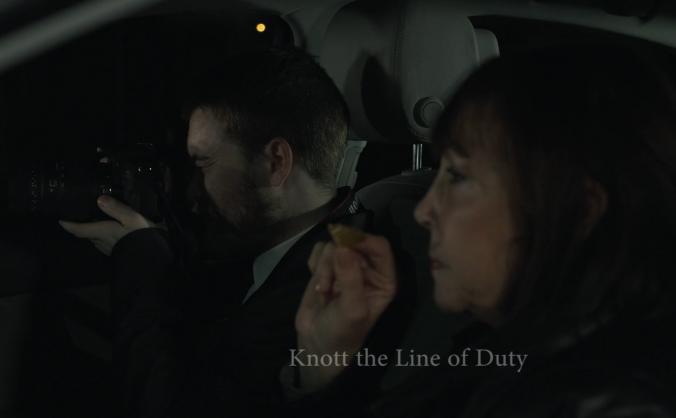Knott..... the Line of Duty