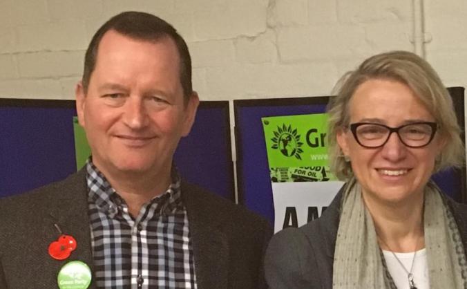 Stand a Green candidate in Broxbourne