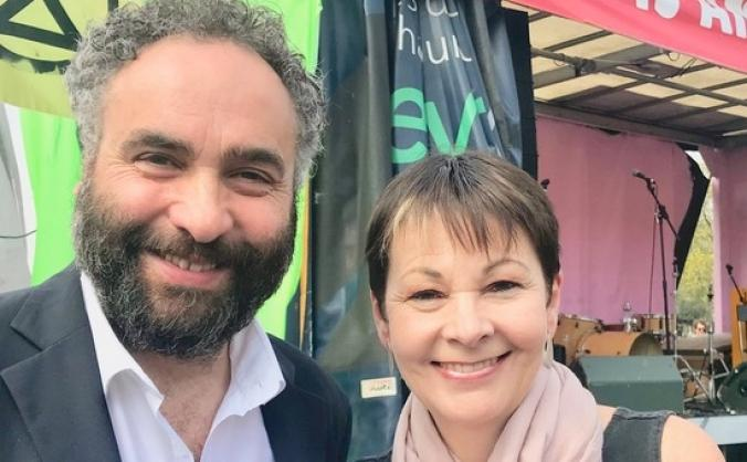 Elect Scott Ainslie as Green MP for Streatham