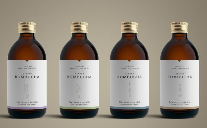 Clever Kombucha Is On The Move!