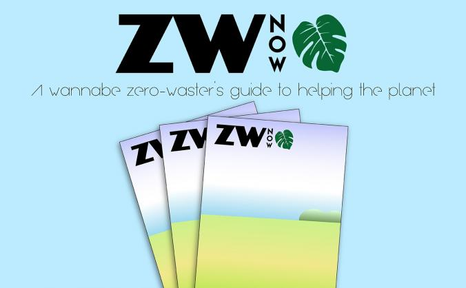 ZWNow, a quarterly eco magazine