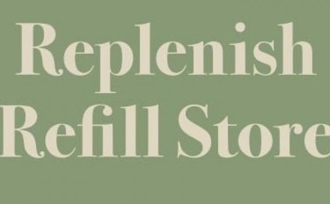 Replenish Refill Store in Hertford