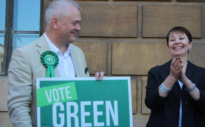 Let's elect a Green MP in Cambridge!