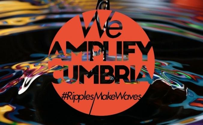 We AMPLIFY CUMBRIA