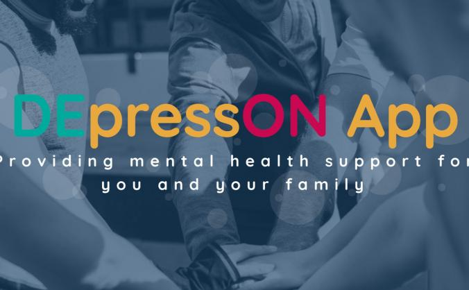DEpressON - Mental Health Support App