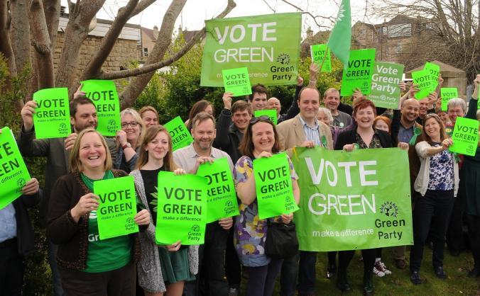 Sharon Galliford Green Candidate for Surrey Heath