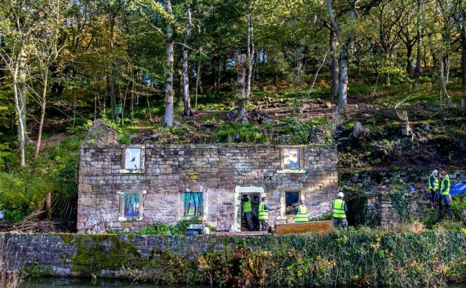 Revitalise Aqueduct Cottage