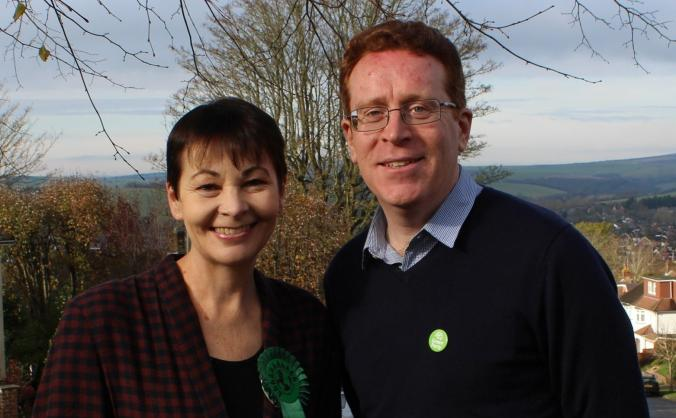 Malcolm Wallace for Meon Valley - Green Party
